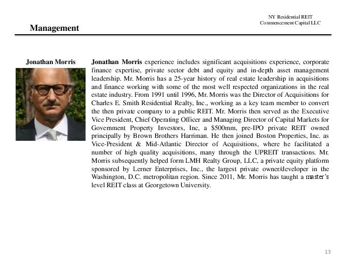 Ny residential reit road show presentation.12.17 page 12