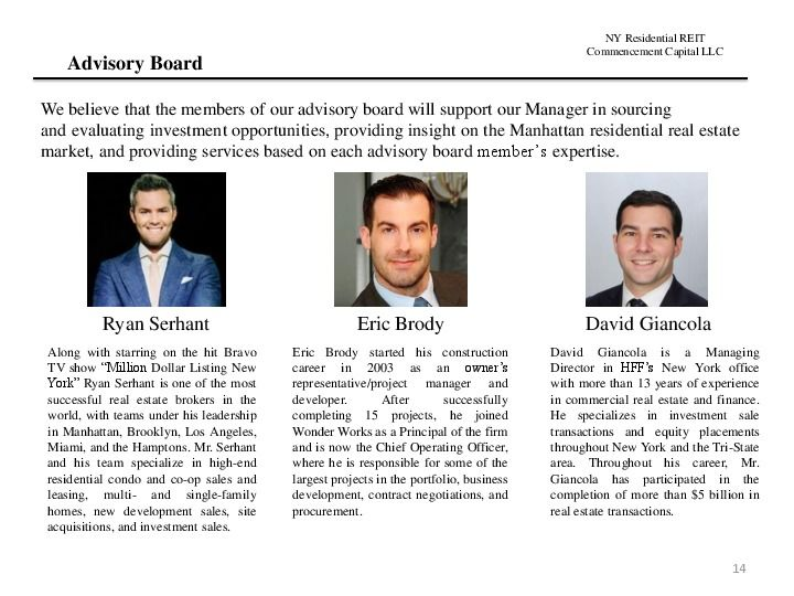 Ny residential reit road show presentation.12.17 page 13