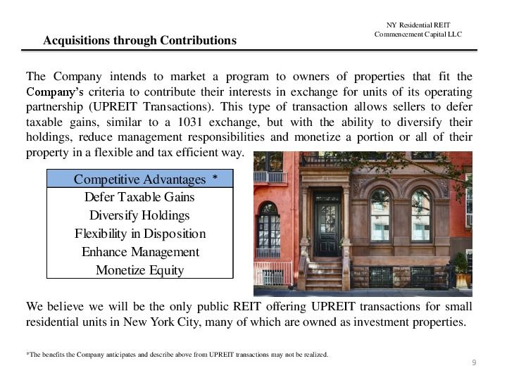 Ny residential reit road show presentation.12.17 page 8